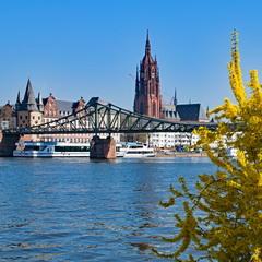 Frankfurt am Main (Bildquelle: Pixabay)